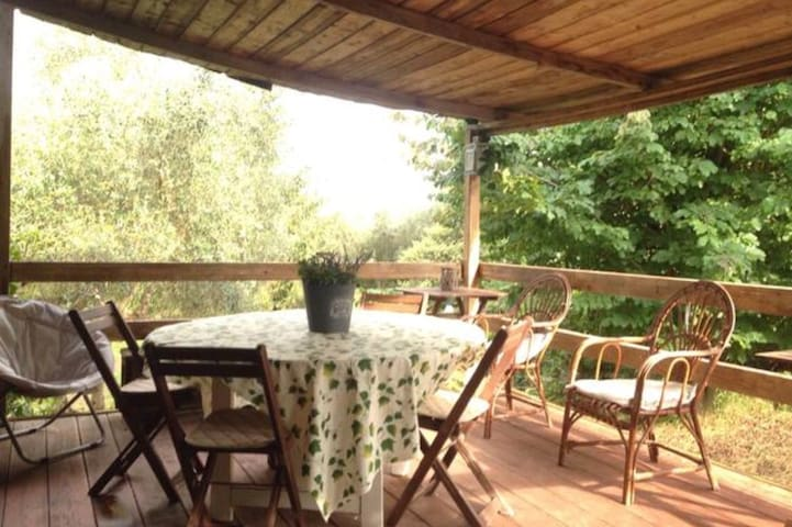 Lovely Chalet in the countryside