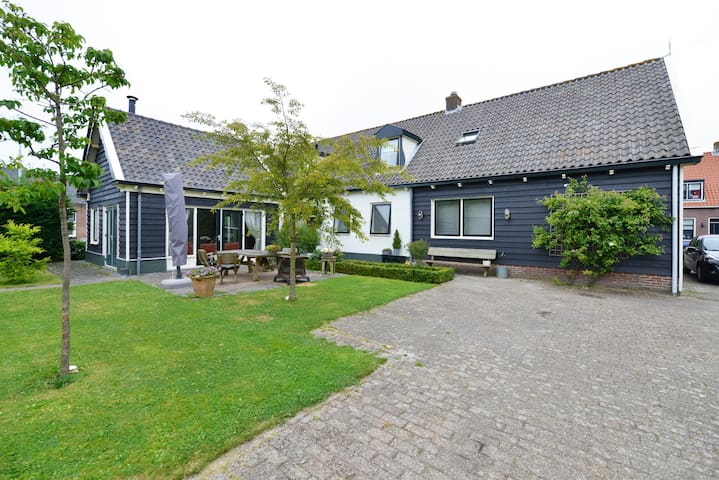 Zeeland, Zak van Zuid Beveland (1) - Borssele - ที่พักพร้อมอาหารเช้า