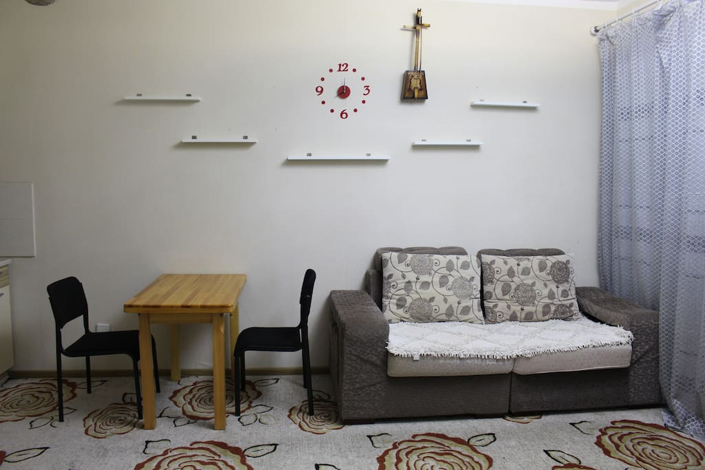 Living room - common space