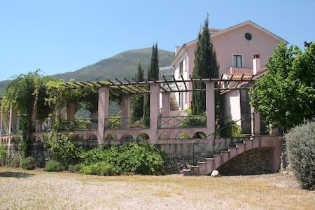 Casa/Villa Rosa - San Cipriano Picentino - Huvila