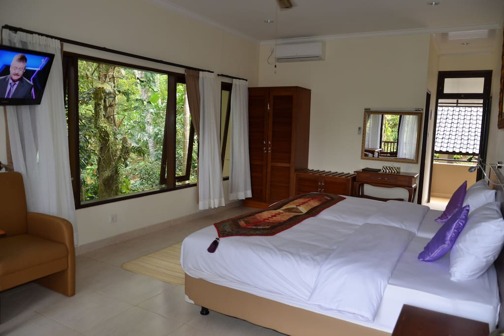 Suite Room garden View