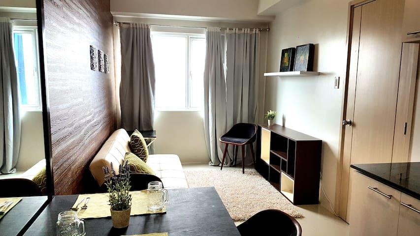 Haraya's Home SM BLUE RESIDENCES - Quezon City - Lägenhet