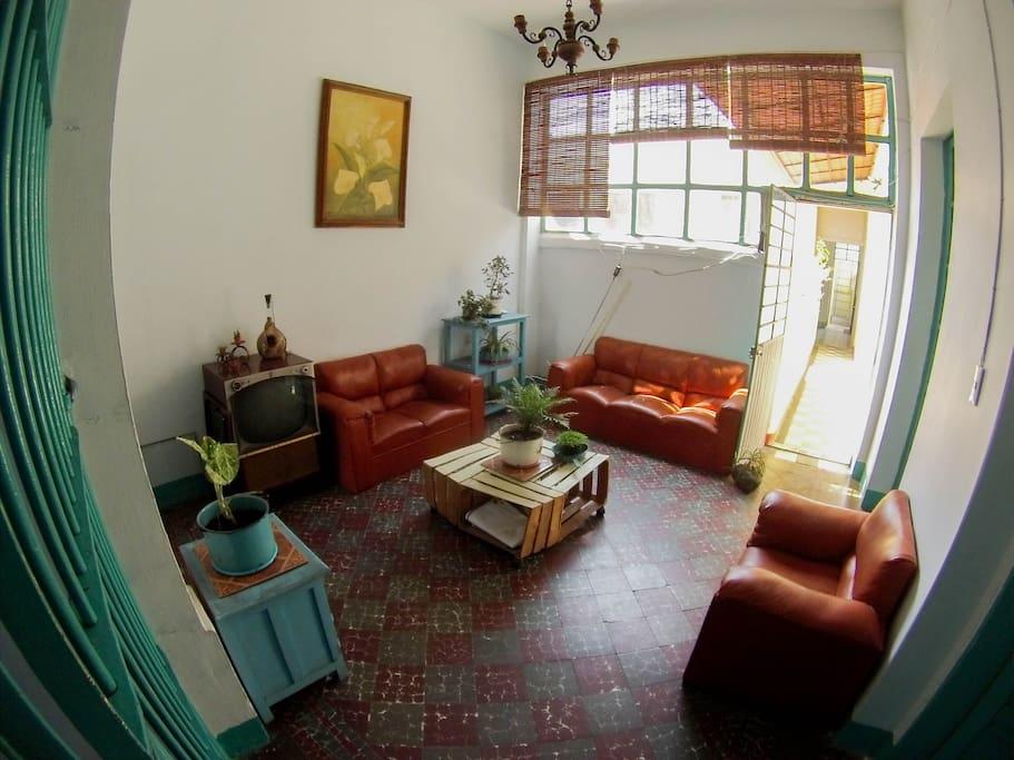 sala (area comun)