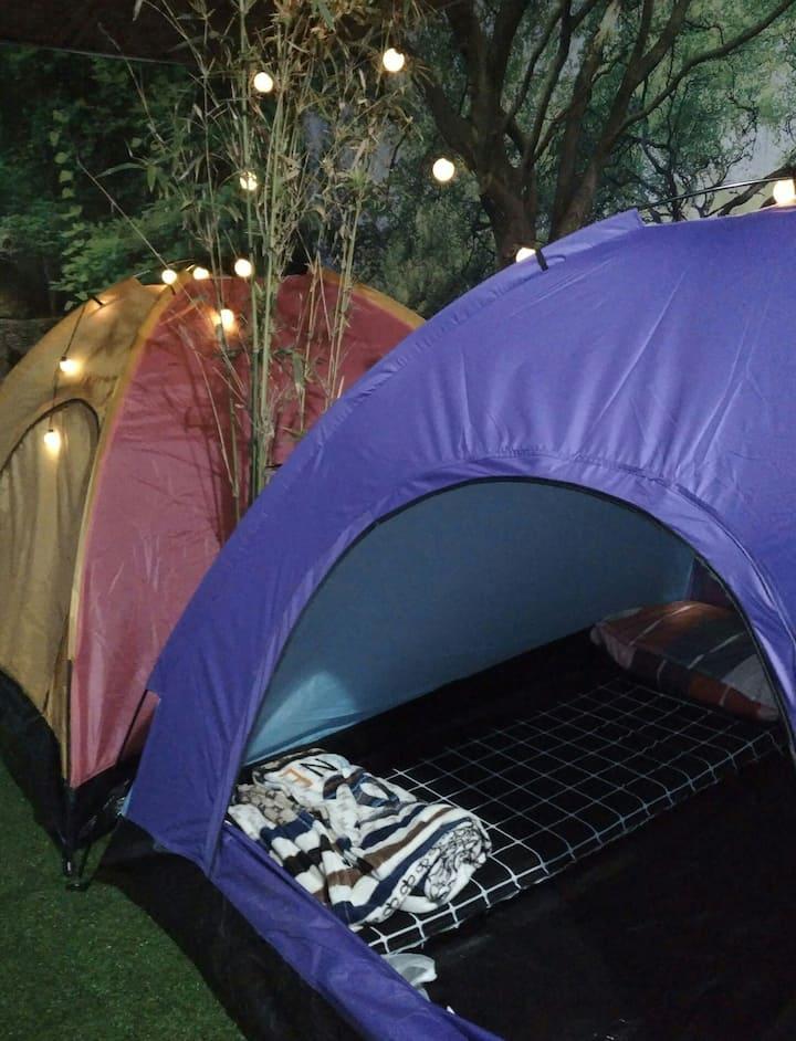 Camp omah sejuk