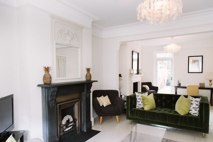 Beautiful house, Oxford city centre onsite parking