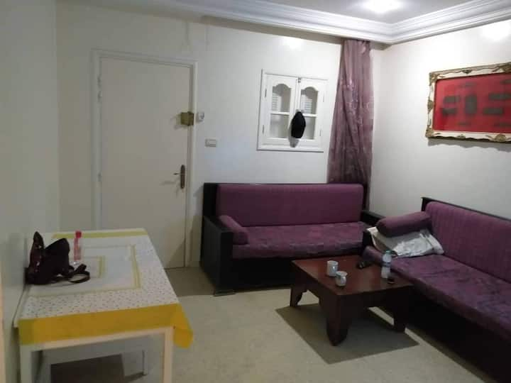 Studio barnat au centre d'houmt souk