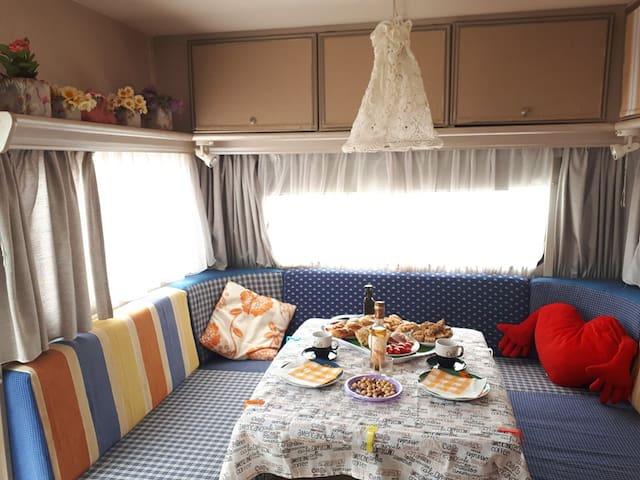 Caravan Inspiration@ Crete