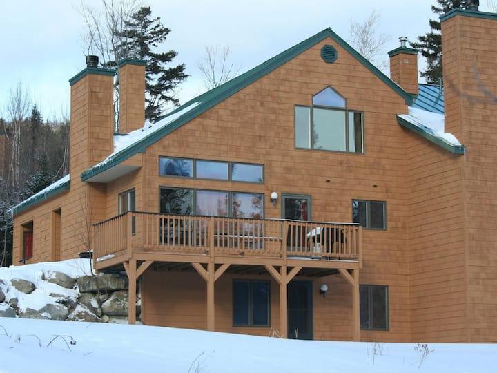 Cozy Townhouse: Bretton Woods Mt. Washington Place
