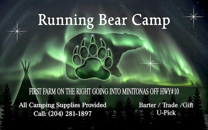 Running Bear Camp Bed and Breakfast Room 2