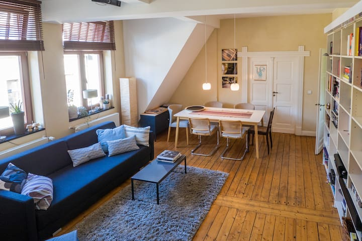 2-level flat with XXL-roof terrace - Cologne - Appartement