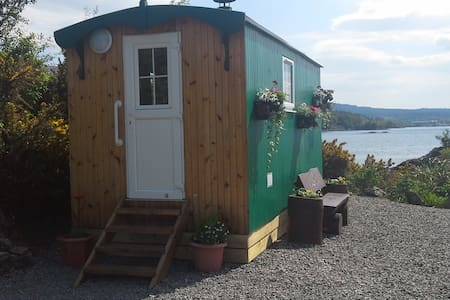 Creran View Shepherd's Hut