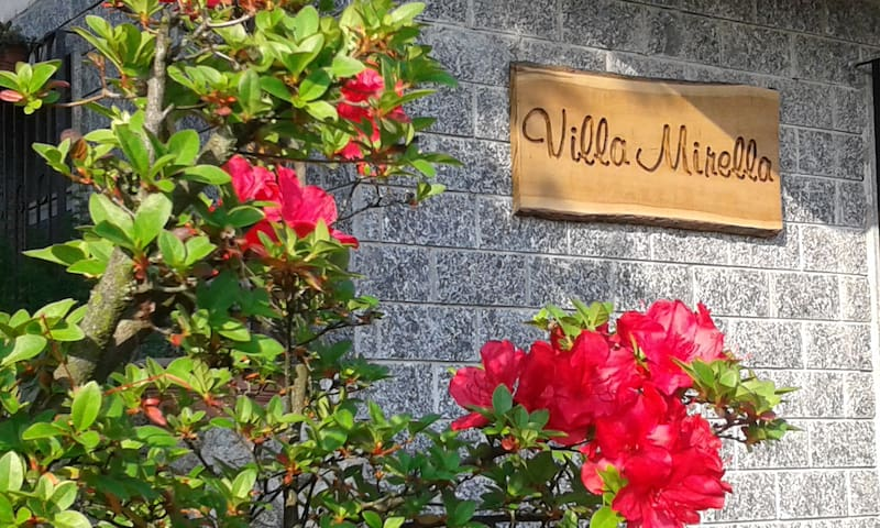 Villa Mirella, a un passo da Como