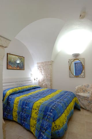 Romantica casa su due piani - Martina Franca - Apartament
