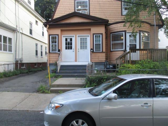 Davis Square full small apartment