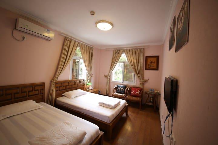 鼓浪屿陌上墅私家别墅 标准双床房