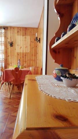 Casa Vacanza Famiglia/Escursionisti - Gandellino - Leilighet