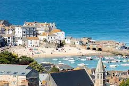 The Boat House, Carbis Bay, St Ives - Carbis Bay - Apartment - 2