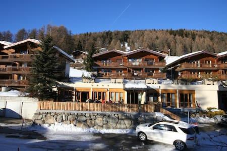 Residence Edelweiss - Bellwald - Serviceret lejlighed