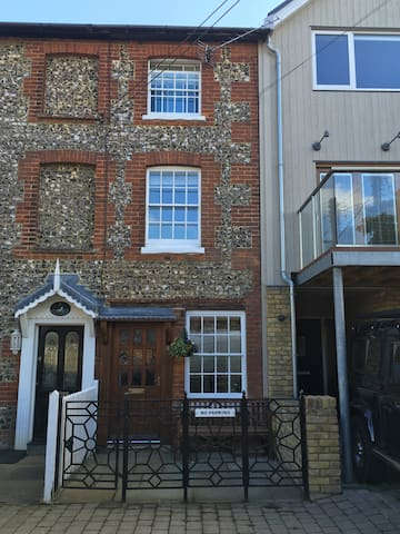 Cosy cottage by the sea in Bembridge Isle of Wight - Saint Helens - Ev