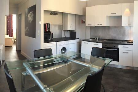 Appartement meublé proche plage et centre ville - Saint-Valery-en-Caux