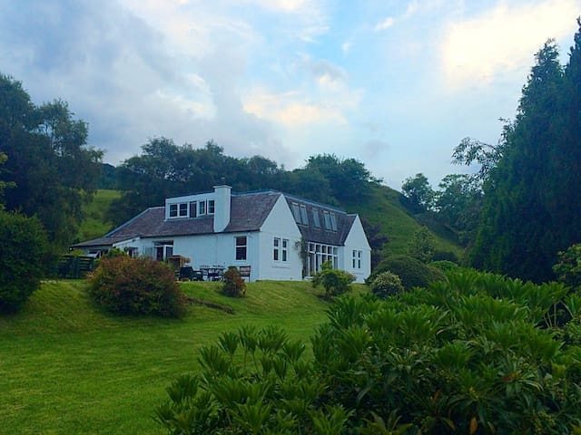 Lagganbuie Country House, Kilmore - Oban - บ้าน