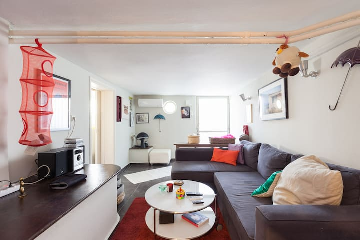 Cosy urban-style appartment - Nea Erithrea - Casa