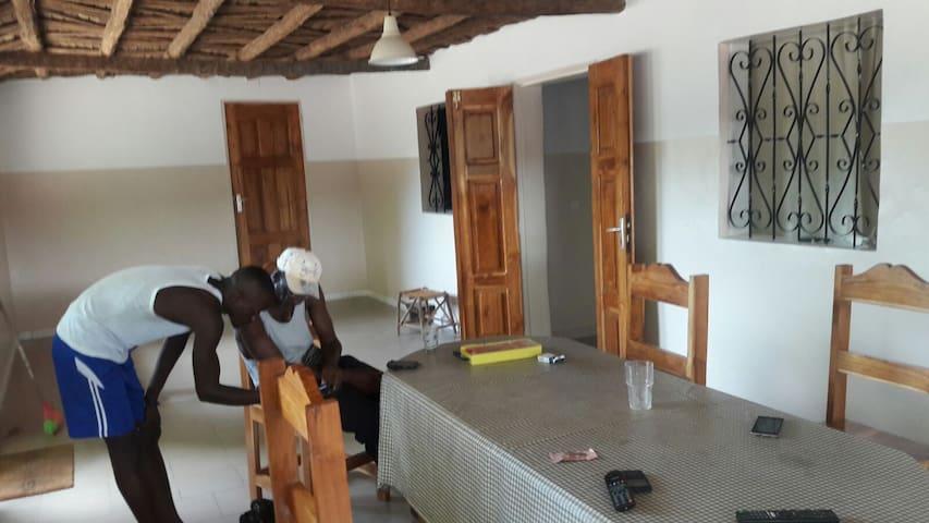 Casa en Edioungou, Oussouye, Ziguinchor, Casamance - Ziguinchor - Дом