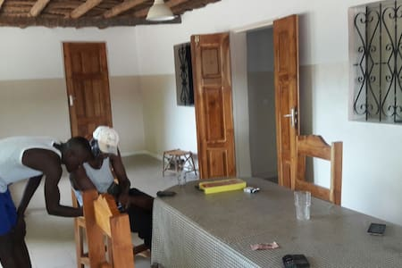 Casa en Edioungou, Oussouye, Ziguinchor, Casamance - Ziguinchor