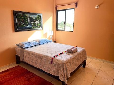 Habitación con clima en Palenque