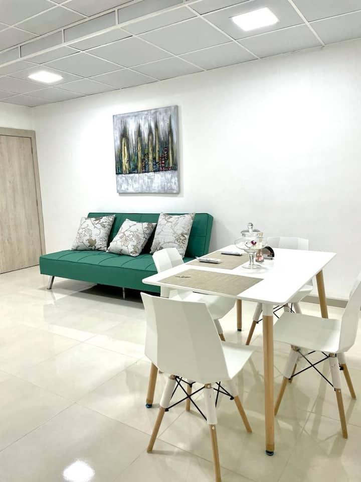 602 apartamento privado en el centro de la ciudad
