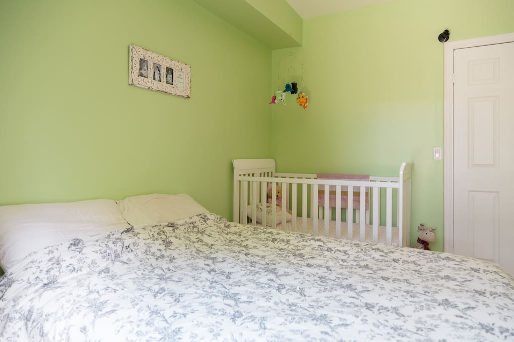 We Also Have A Crib For Anyone Travelling With Their Baby/Toddler :-)