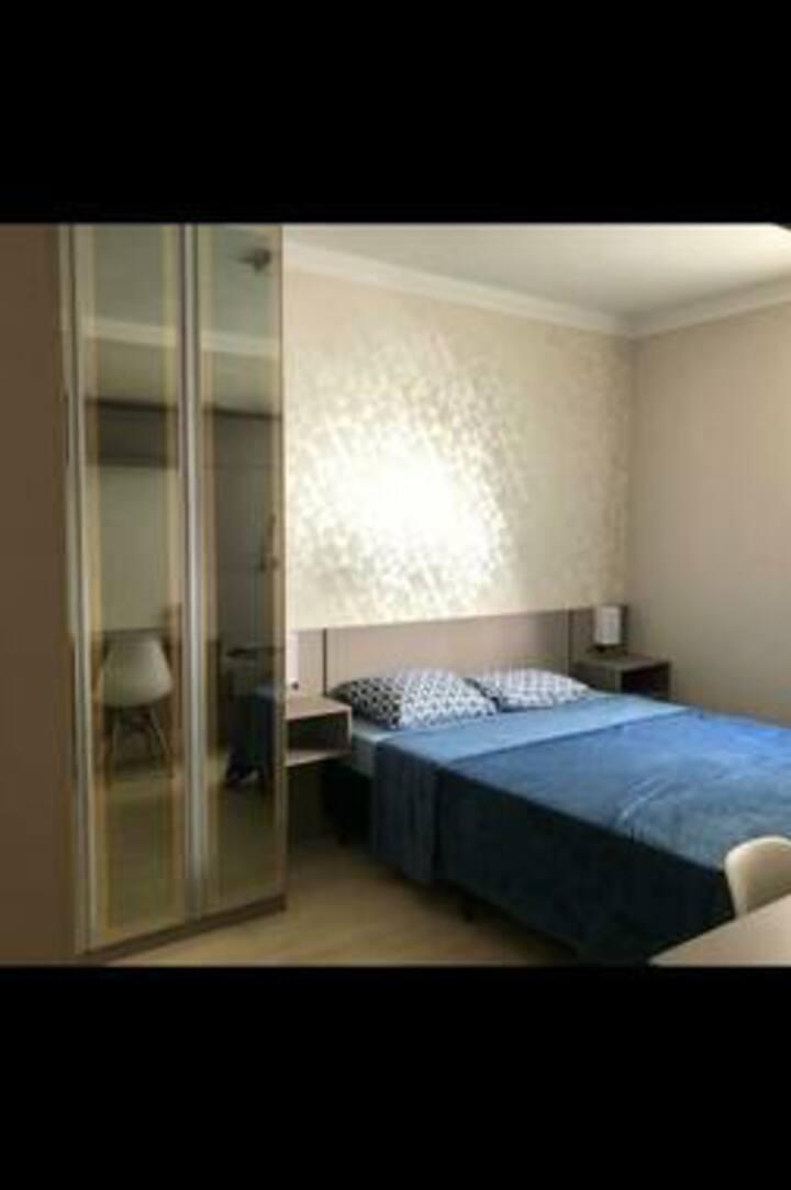Apartamento Lindo no Centro de Florianópolis.