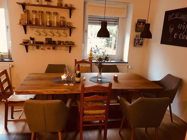 Wohnung in Münster.