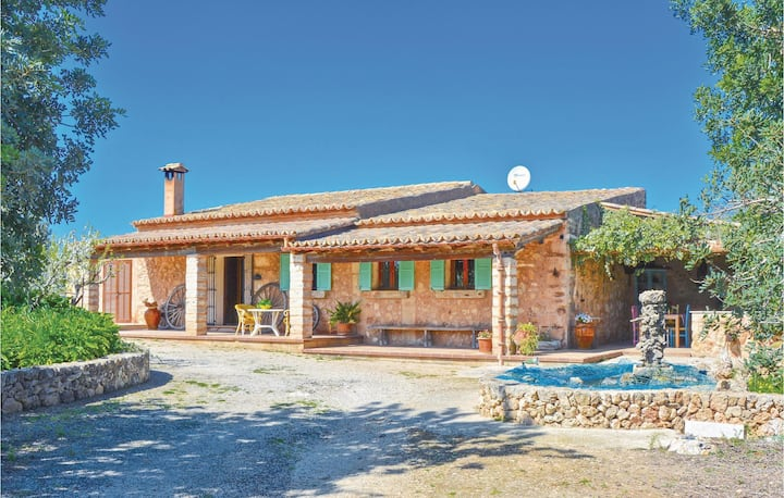 Nice home in Pòrtol with WiFi and 2 Bedrooms