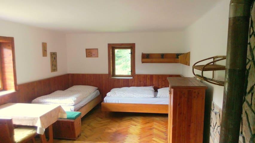 bedrooms 1 floor