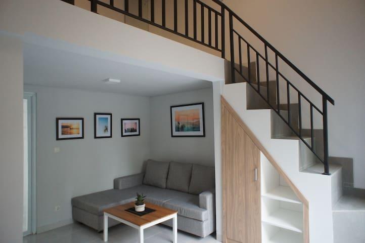 SALT Studio Apartments Canggu no.3