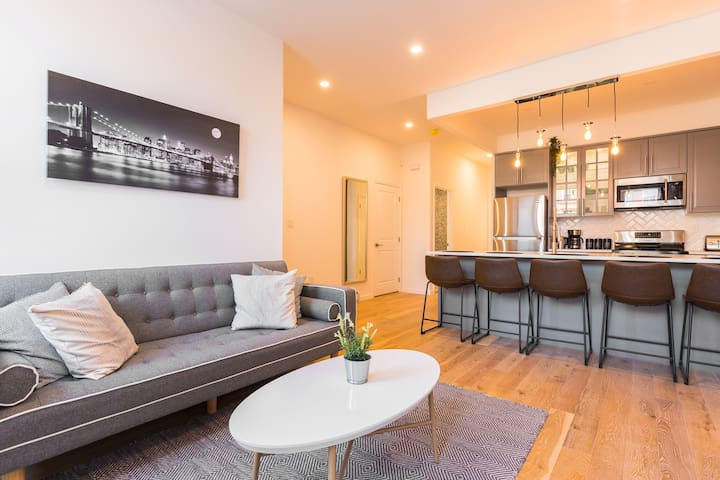 Affordable Luxury 2 Bedroom & 2 Bath In Brooklyn