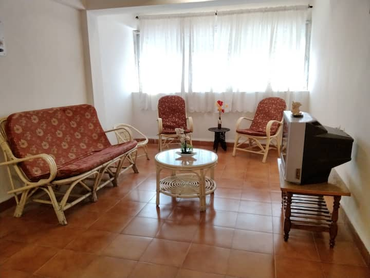 1 BHK Palm Crest Holiday Home near Colva Beach