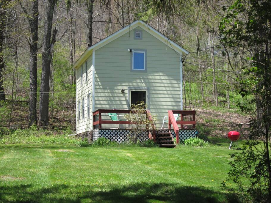 Romantic Cozy Catskills Cottage Cabins For Rent In