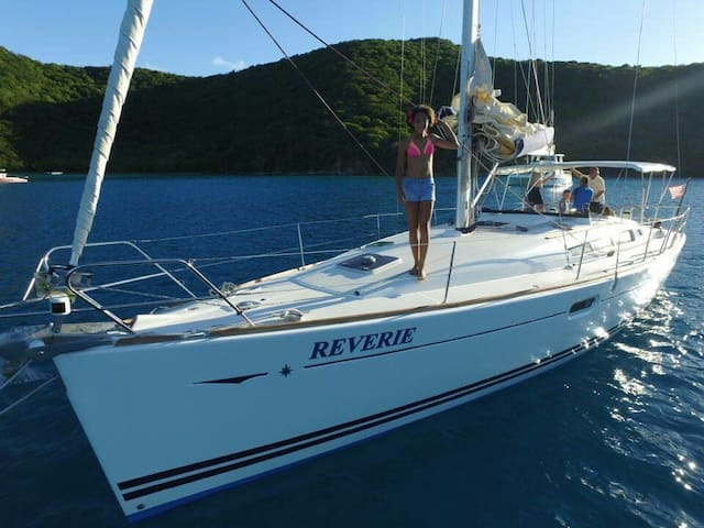 Yacht - Jeanneau 42i Boat - Reverie - West End - Boot