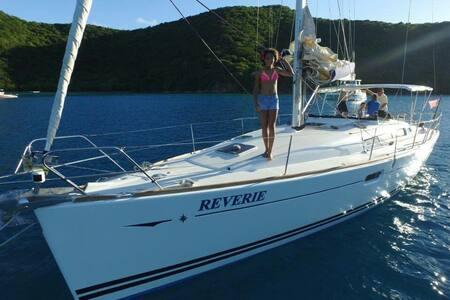 Yacht - Jeanneau 42i Boat - Reverie - West End - Лодка