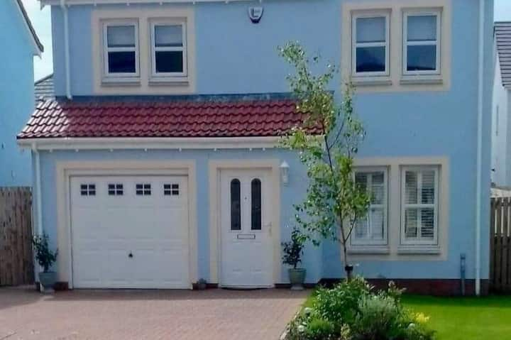 Beautiful Home from Home in Cellardyke by the Sea