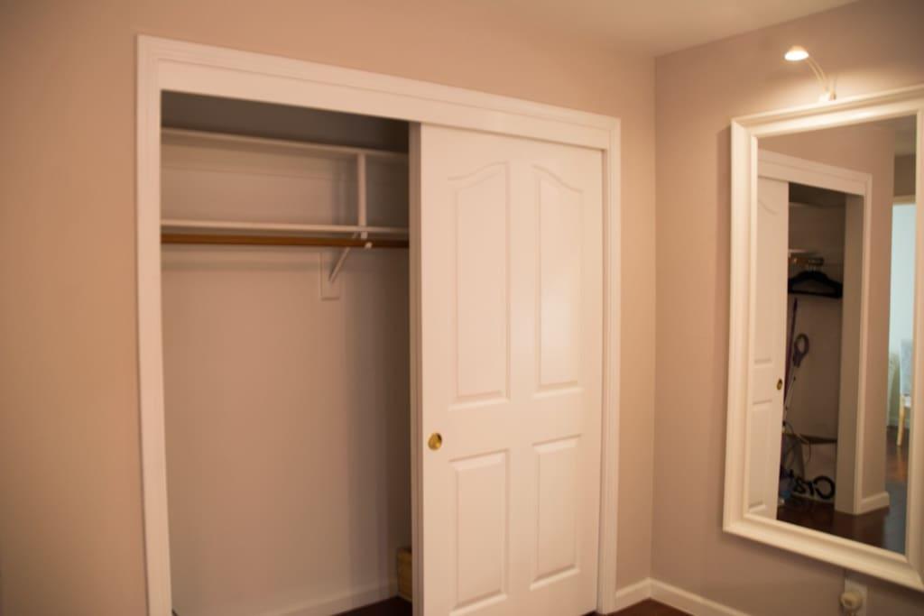 Full Space Closet
