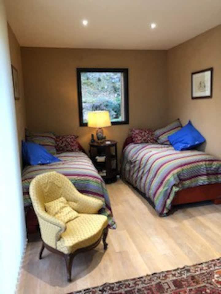 Le Coustal, jolie chambre confortable pour 2 pers