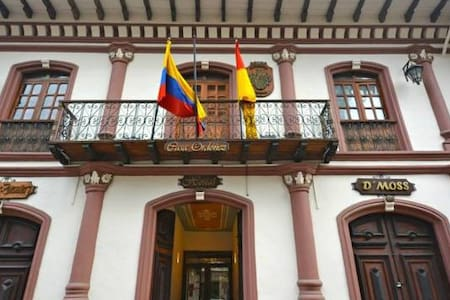Casa Ordonez, Cuenca, Ecuador - Cuenca