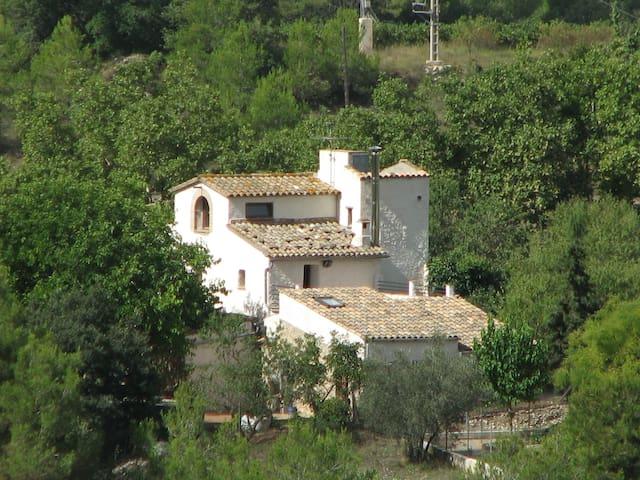 Masia Rural Ca la Paula - Les Llambardes - 獨棟