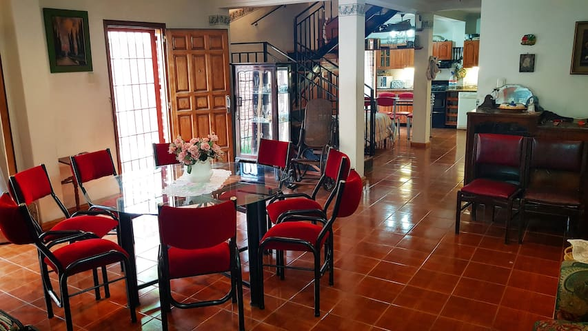 Casa Tipo Loft Cerca Del Parque Gral San Martin