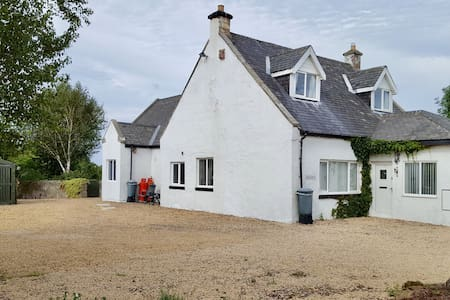 Hillcrest Cottage near Seahouses Northumberland