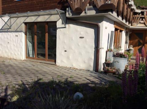 Estudio en Därligen (región de Jungfrau)
