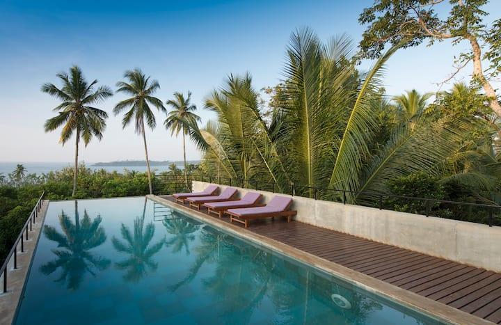 Award Wining Beach Front Villa in Sri Lanka - The Kadju House